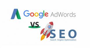 مقایسه سئو و تبلیغات در گوگل ادوردز