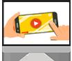 تبلیغات در شبکه های ویدئویی